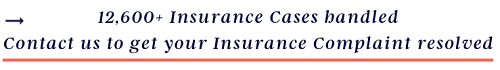Get Resolutions for Insurance Complaints