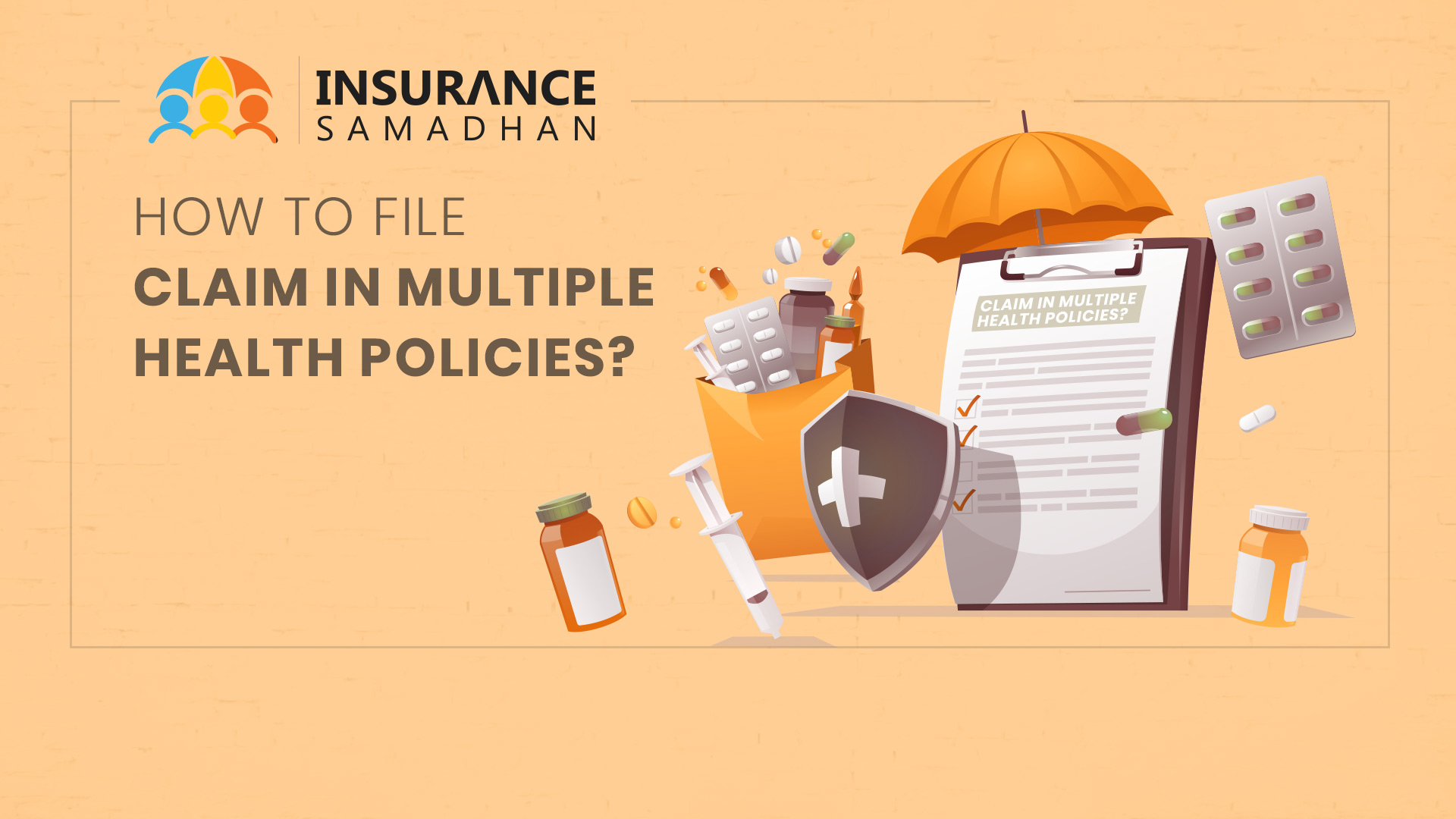 How to File Claim in Multiple Health Policies?