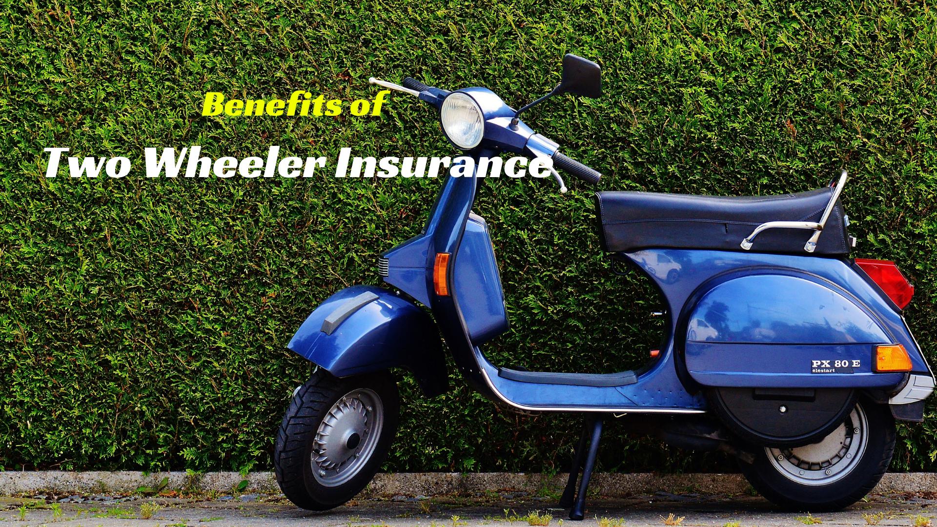 Top Benefits of Long Term Two Wheeler Insurance